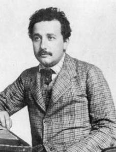 A. Einstein circa 1905
